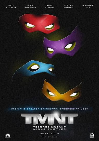 Cartel Tortugas Ninja
