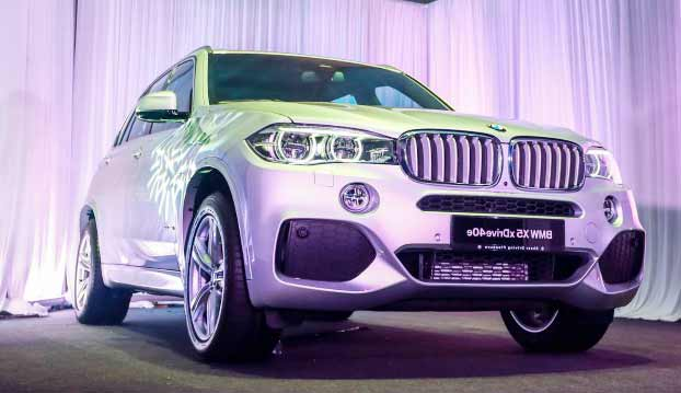 BMW plug-in hybrid launch X5 xDrive 40e in the Malaysian market