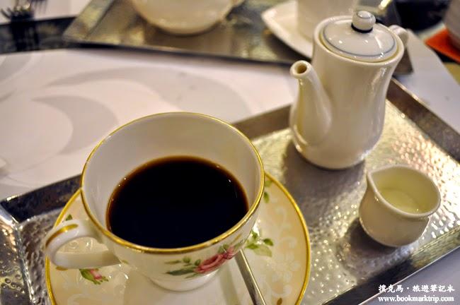 雅風筑雲經典熱咖啡
