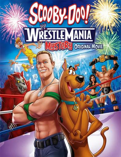 Scooby-Doo y el Misterio de Wrestlemania (2014)