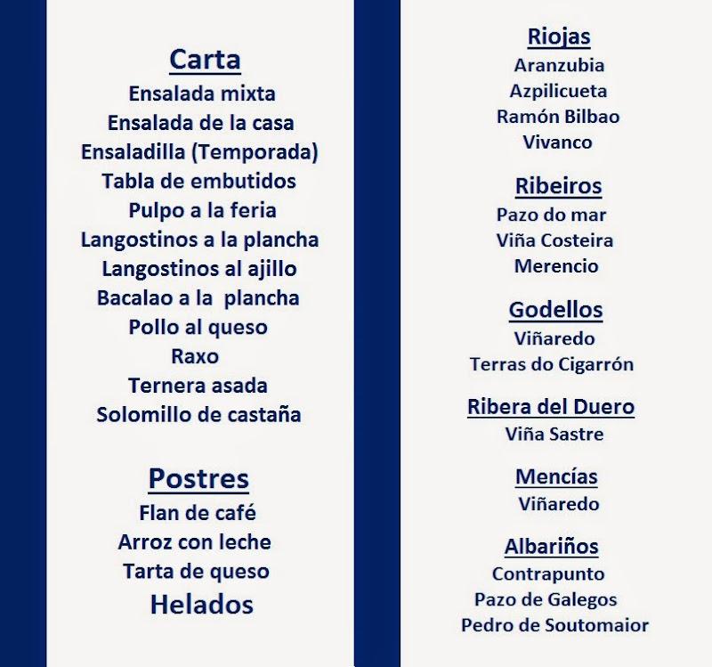 El Navío. Cafetería, colaborador coa A.D.R. Numancia de Ares.
