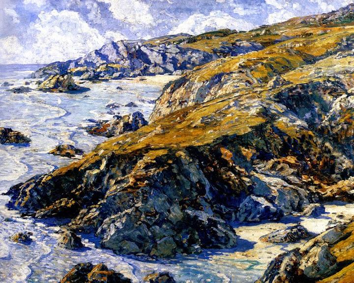 Walter Elmer Schofield - Cliffs