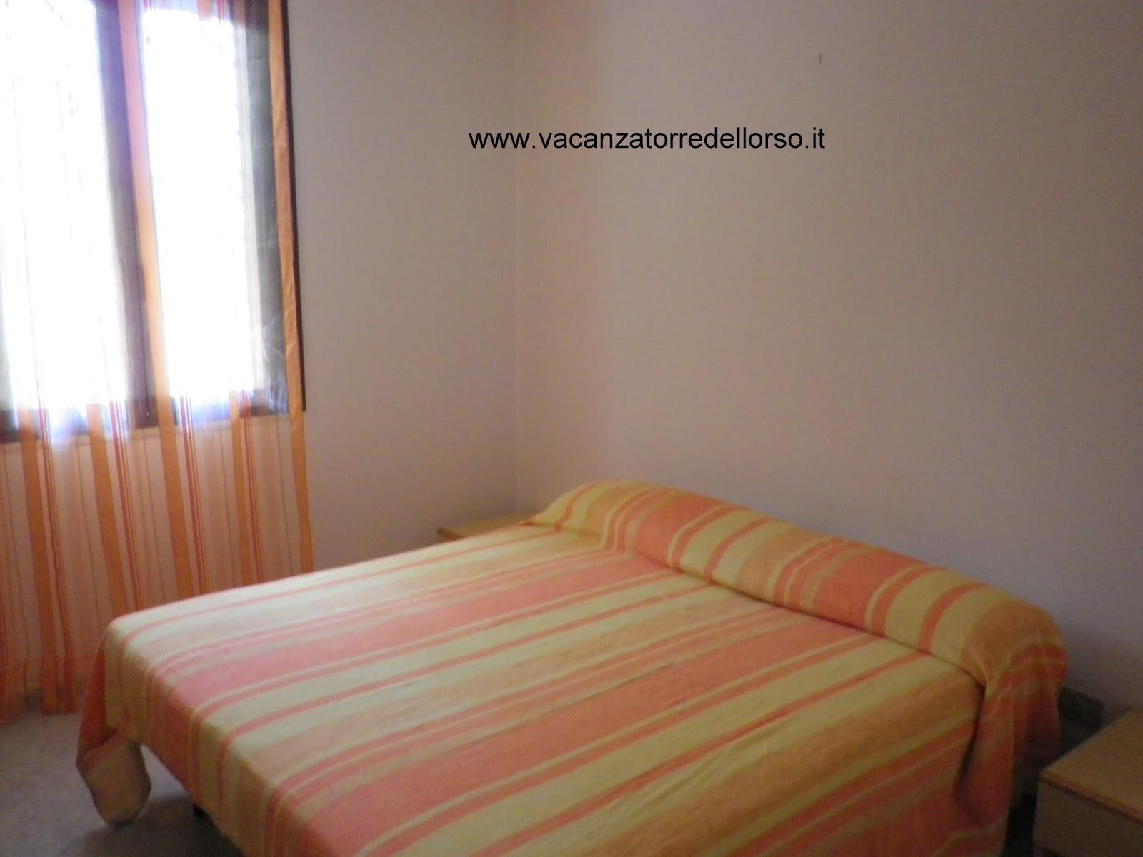 Camere da letto vacanza torre dell 39 orso for Piantina di 8 camere da letto