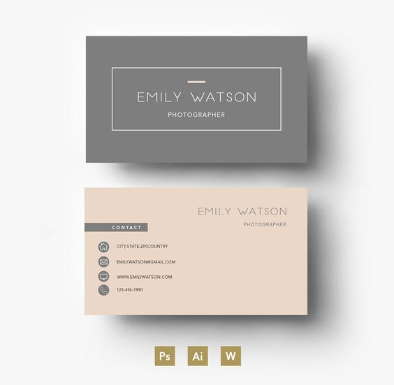 100 Cool Business Card Design Ideas https://www.designlisticle.com/business-cards/