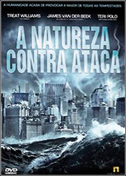 Filme Poster A Natureza Contra Ataca DVDRip XviD Dual Audio & RMVB Dublado