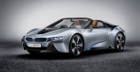 BMW i8 Concept Spyder - VIDEO