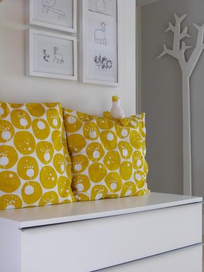Enmarcar los cuadros de los ni os baby deco for Enmarcar cuadros en casa