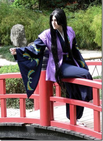 inuyasha cosplay - naraku by suicun osdh