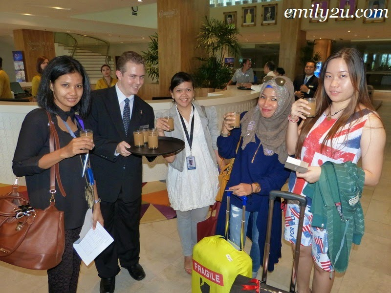 Medan travel agent familiarisation trip
