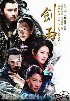 Kiếm Vũ: Thời Đại Sát Thủ - Reign of Assassins (2010) Poster