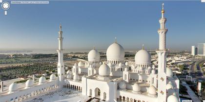 Masjid Sheikh Zayed, Abu Dhabi