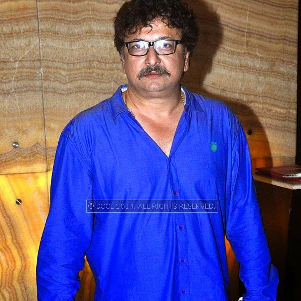 Bharat Kaul during the premiere and after party of the film Maya, in Kolkata.
