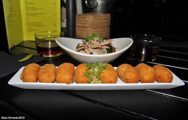 Cenar en Madrid - Ático de las Letras