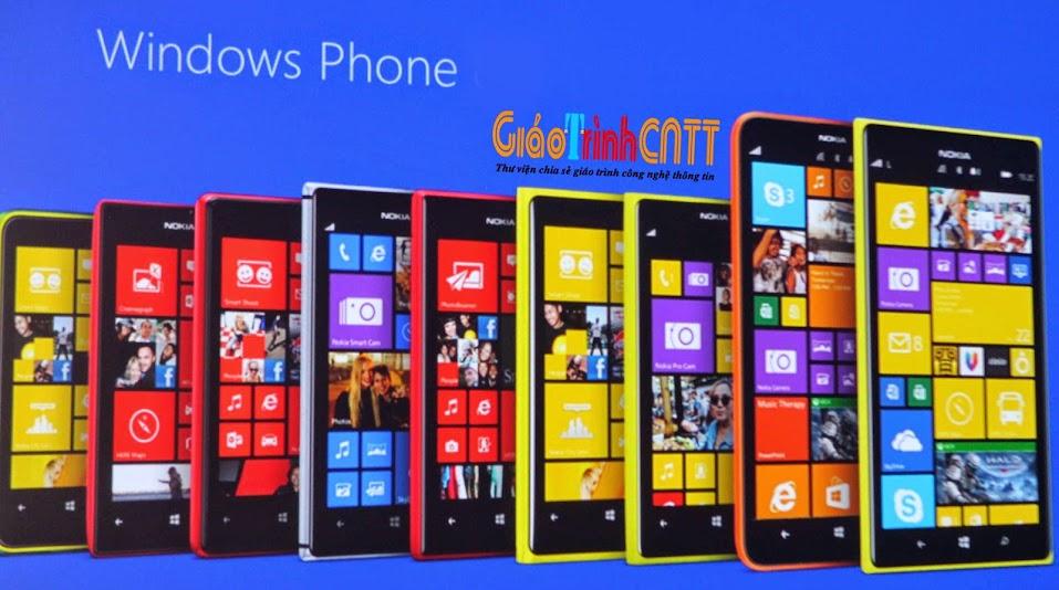 Tài Liệu Lập Trình Windows Phone Của ĐH KHTN