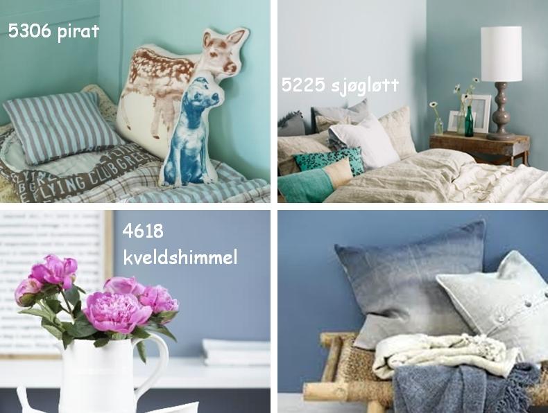 Helders Malerforretning: Ukens farge.....Bl?