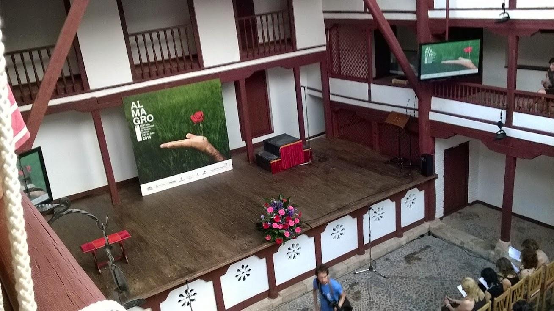Reseña-Crónica del Festival Internacional de Teatro Clásico de Almagro 2014