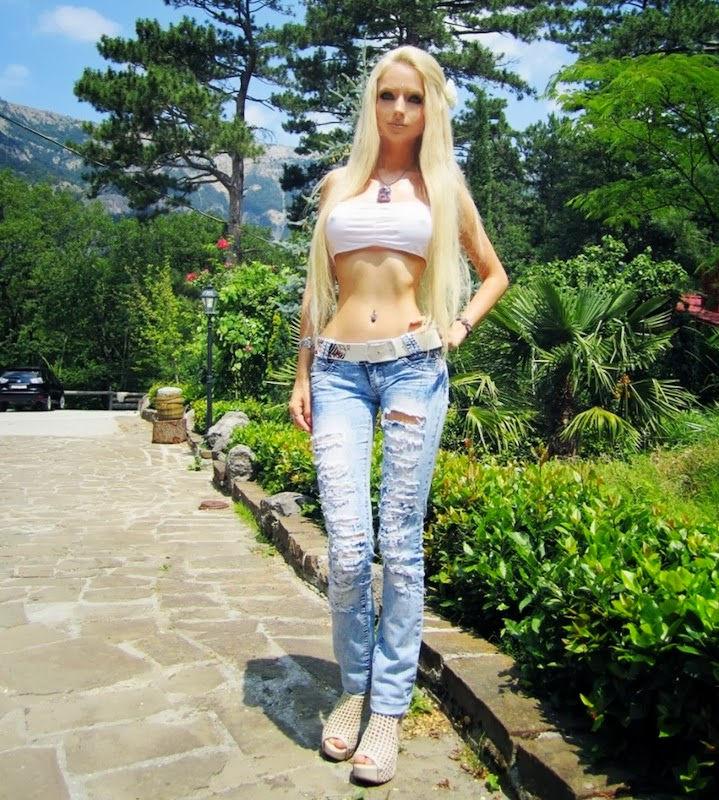 Real Life Barbie Doll 7