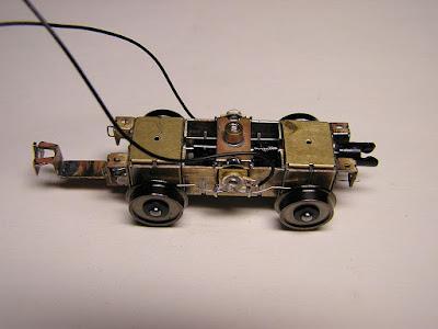 Pojezd motorového vozu M240.0