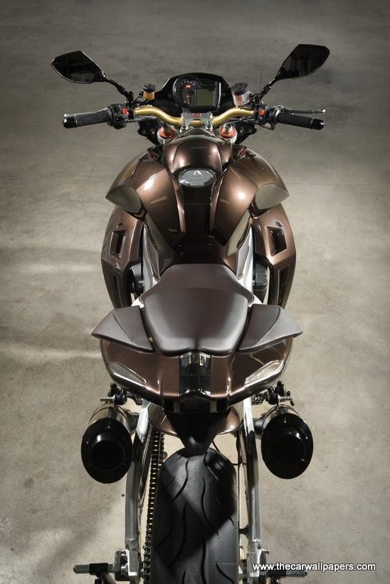 Vilner Presents the Stingray of Aprilia Motorcycles