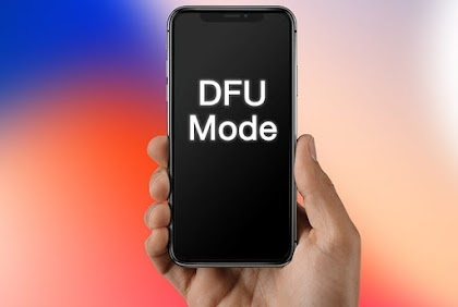 Cách đưa về chế độ DFU cho iPhone XS, XS Max, XR