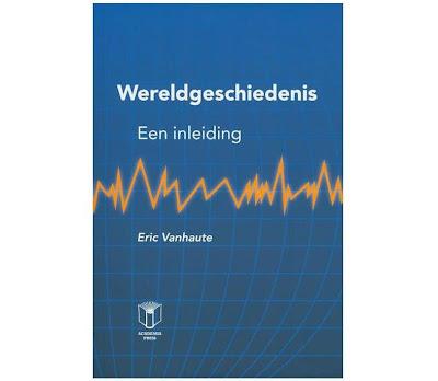 Eric Vanhaute - Wereldgeschiedenis: een inleiding