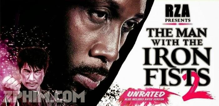 Ảnh trong phim Thiết Quyền Vương 2 - The Man with the Iron Fists 2 1