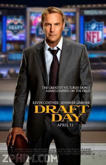 Kỳ Chiêu Mộ Lịch Sử - Draft Day (2014) Poster