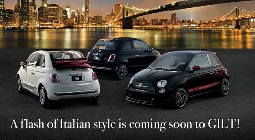 Fiat 500 Abarth, Cabrio and Gucci