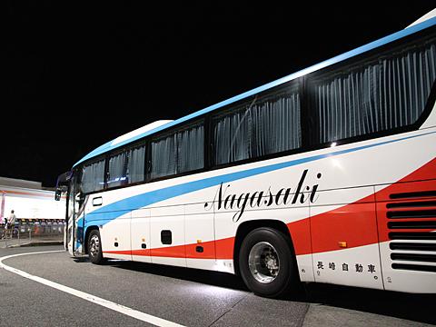 長崎自動車「オランダ号」 ・532 福石PAにて その3