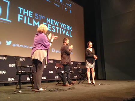 CINE LATINO EN EL 51 NEW YORK FILM FESTIVAL