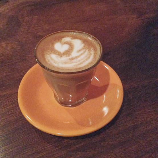 piccolo coffee art