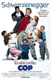 Cảnh Sát Giữ Trẻ - Kindergarten Cop - 1990