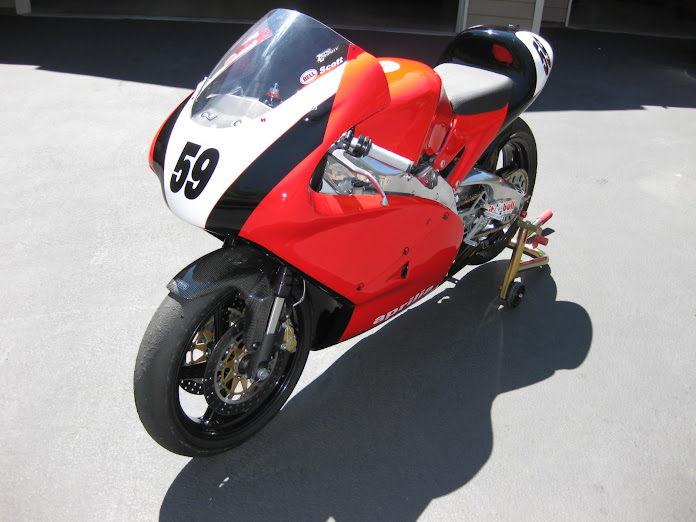 For Sale 2000 Aprilia Rs250 Cup Bike
