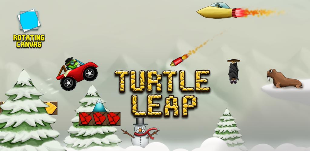 Turtle Leap Banner