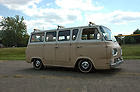 1963 FORD FALCON VAN SURF WAGON RAT ROD ECONOLINE SAMBA HOOD RIDE