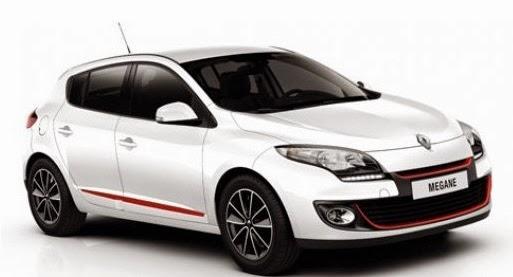 2015 Model Renault Megane HB Fiyat Listesi
