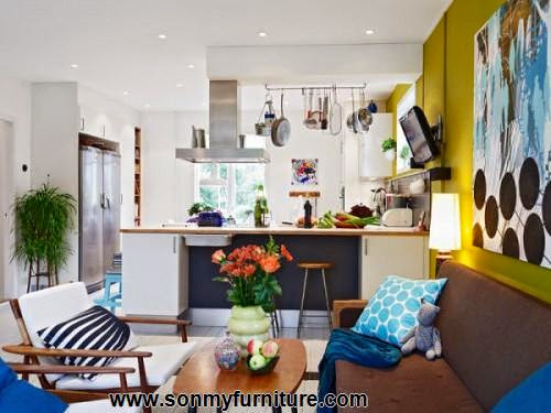 Ý tưởng thiết kế nội thất Bắc Âu cho nhà đẹp-1