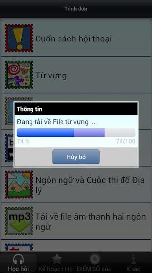 hop thoai file am thanh