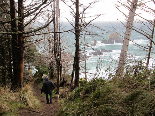 Ecola State Park, Oregon Coast. From 100 Places in the USA Every Woman Should Go