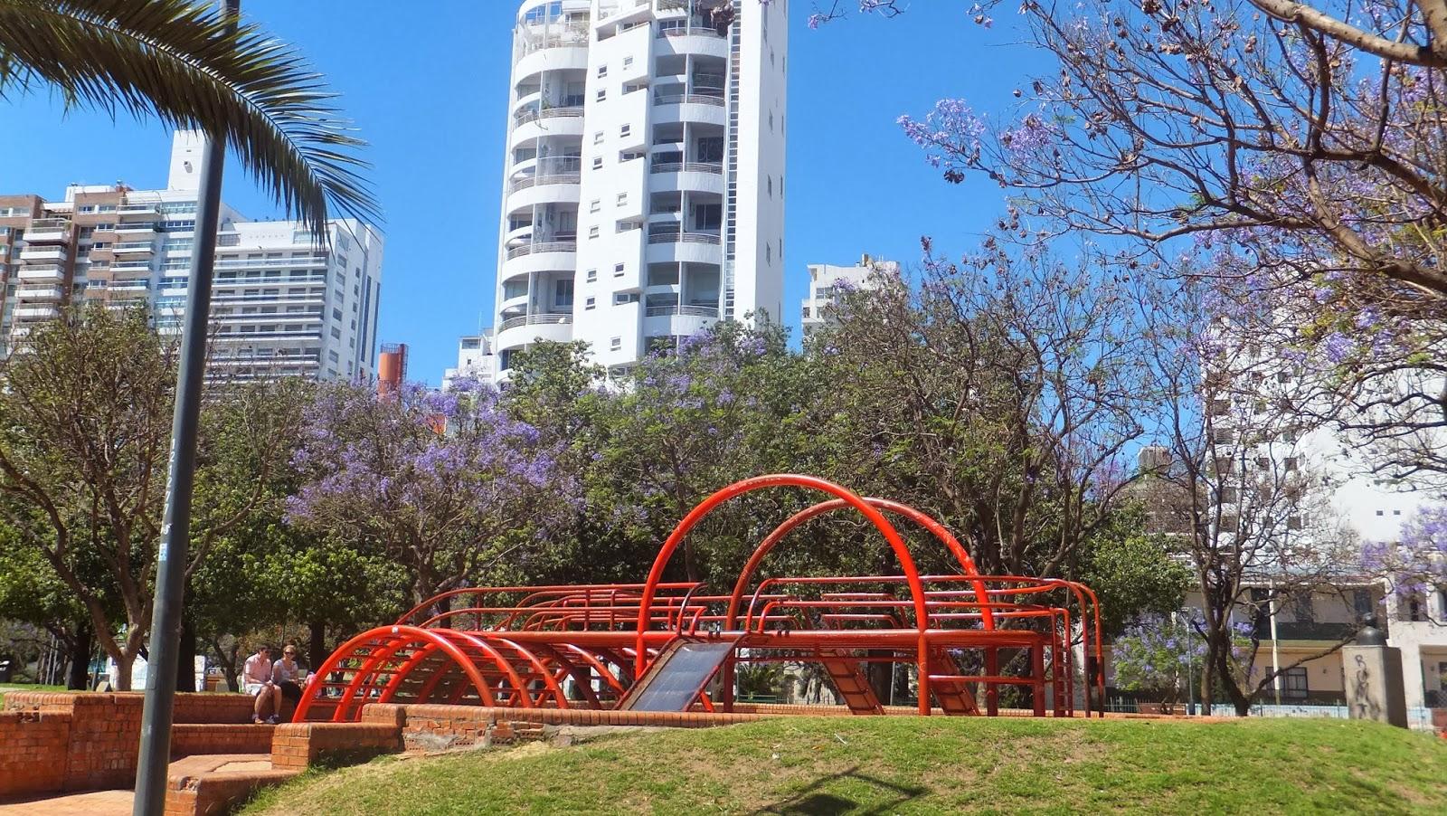 Parque España, Rosario, Argentina, lisa N, Blog de Viajes, Lifestyle, Travel