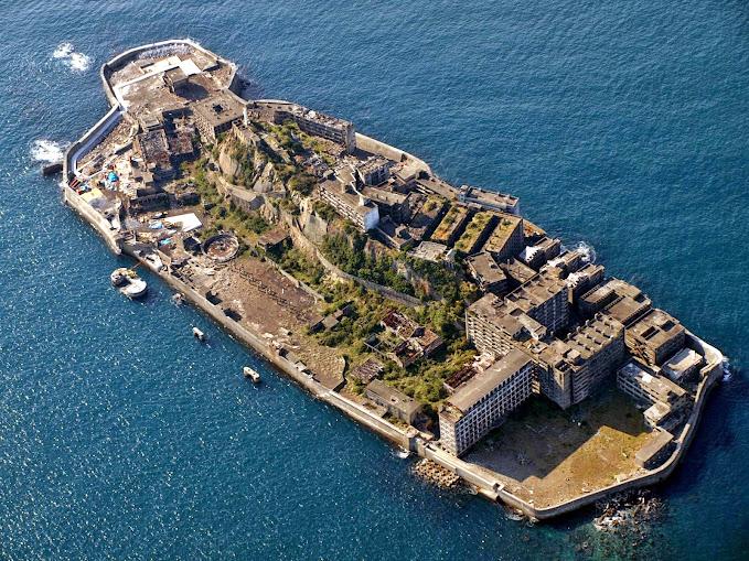 đảo hashima - nhật bản