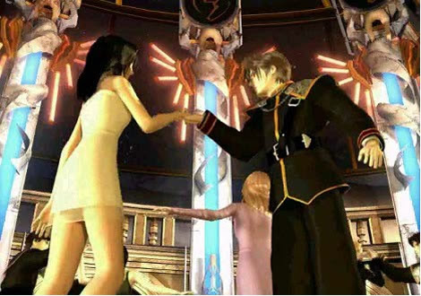 Squall and Rinoa (Final Fantasy VIII)