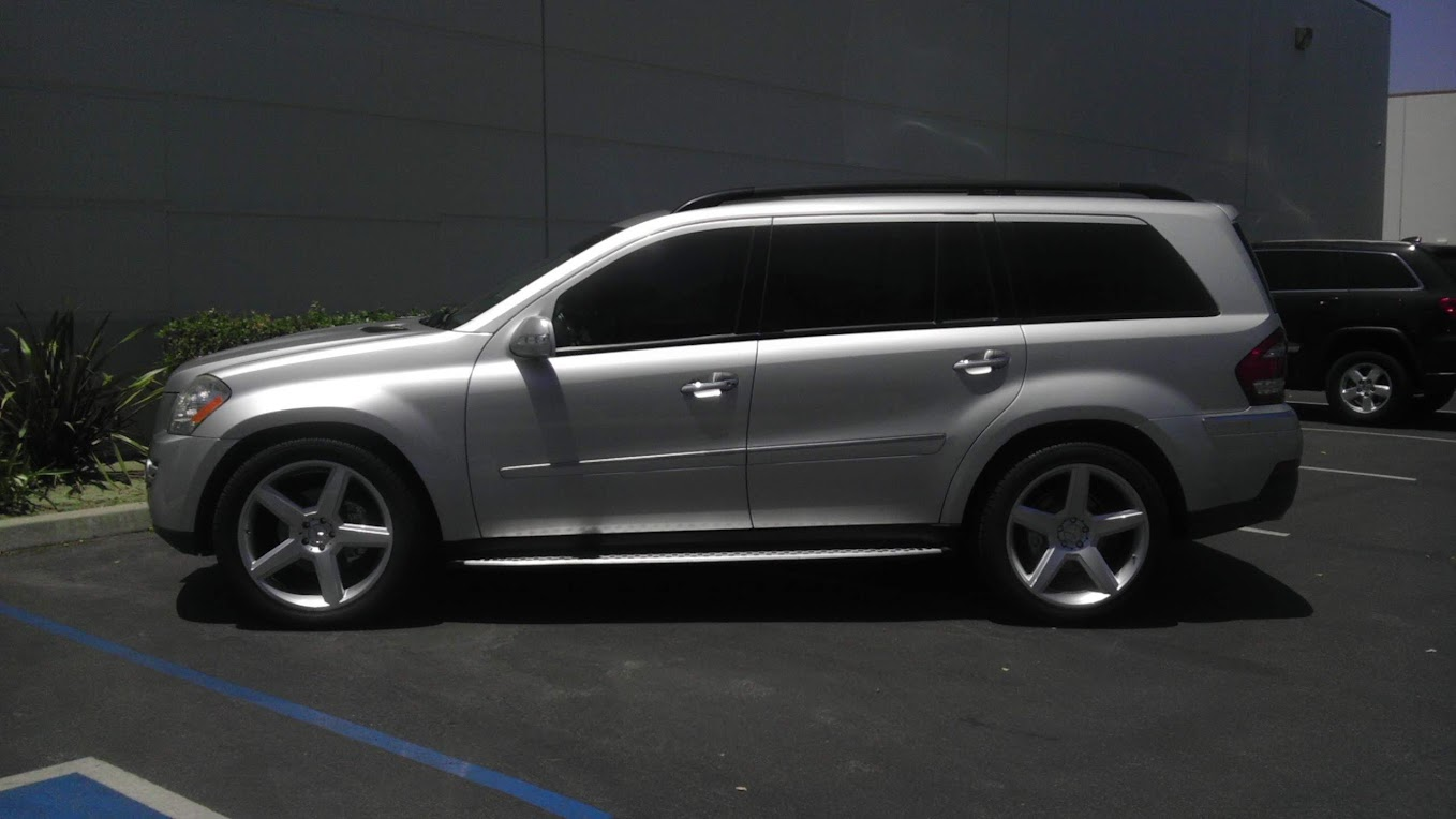 How Much Is A  Mercedes Gl