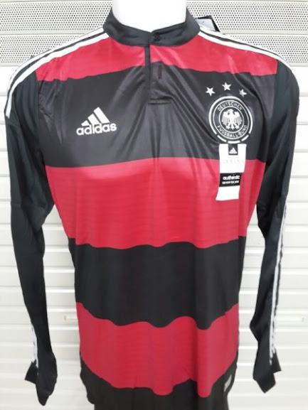 Jual Jersey Jerman Away Lengan Panjang