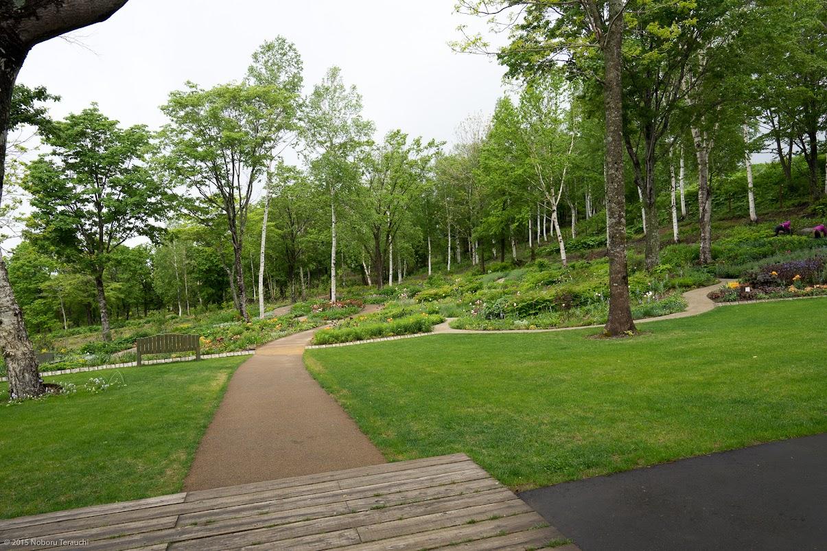 森の花園入り口