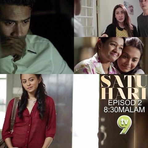 EDtv: (Sembang) Kenapa ED suka drama Satu Hari TV9?