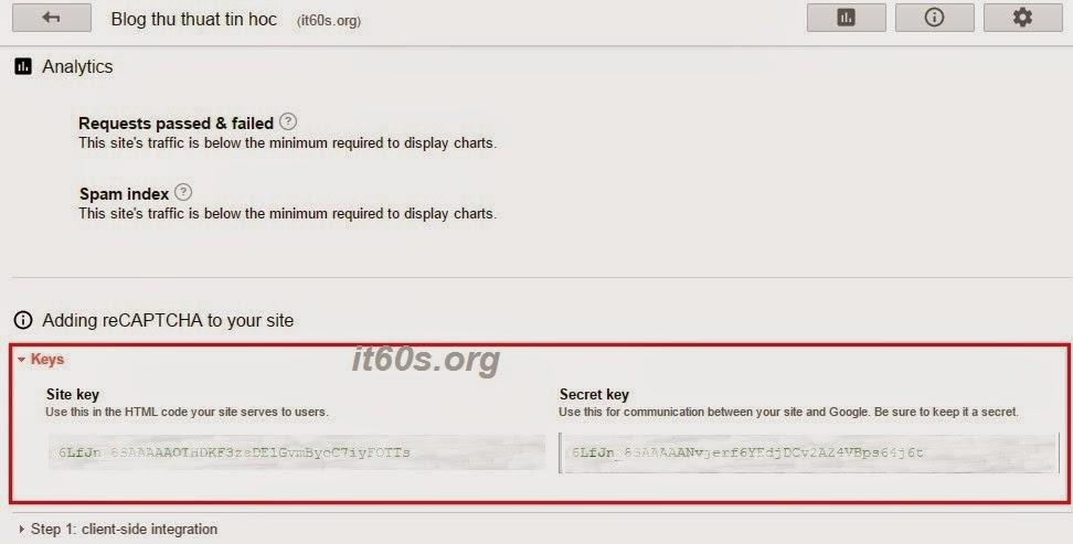 "Cách bảo mật Wordpress tốt nhất bằng cách tích hợp ""NO RECAPTCHA"" 2"