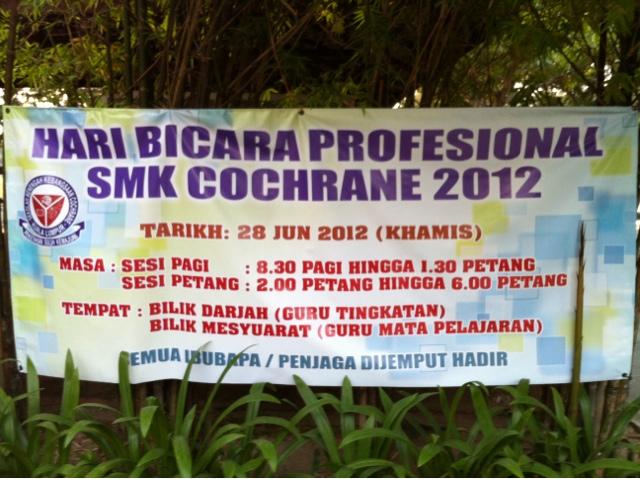 HARI BICARA PROFESIONAL 2012