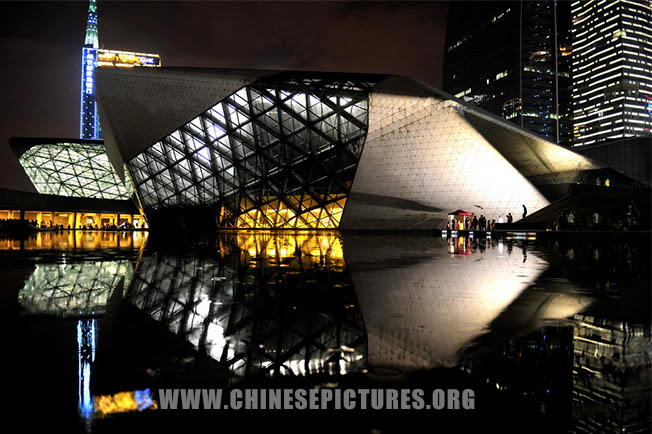 Guangzhou Night Photo 2