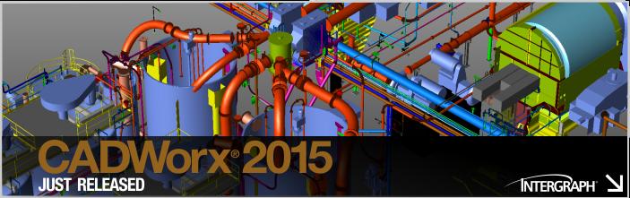 Улучшения в CADWorx 2015